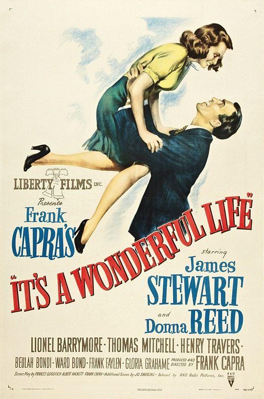 It's a wonderful life - love love love this movie !