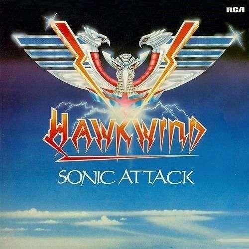 Hawkwind Sonic Attack CD