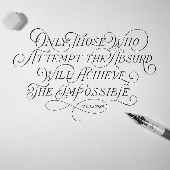Beautiful letter forms. Type by @novia_jonatan - #typegang - typegang.com | typegang.com #typegang #typography: