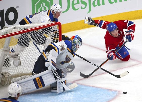 Blues vs. Canadiens - 1/16/16 NHL Pick, Odds, and Prediction