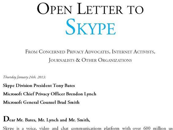 Las temibles deficiencias de seguridad de #Skype...