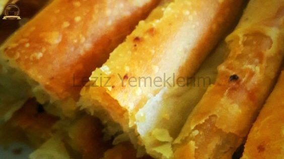 El Açması Tadında Patatesli Çıtır Börek