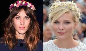 Resultado de imagem para como fazer headband com flor