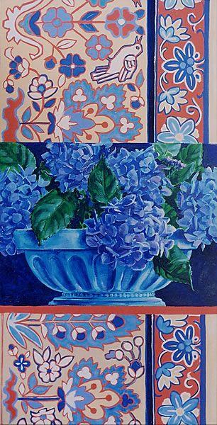 "Jan Poynter ""Hydrangea Classic"""