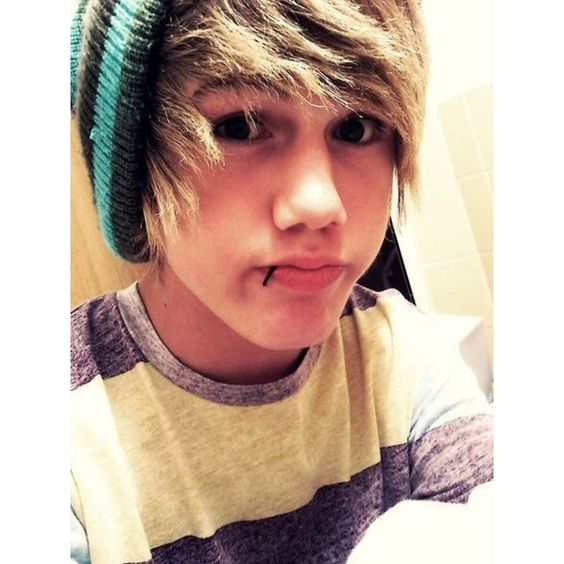 Insanely Cute Guys ♥ ❤ liked on Polyvore
