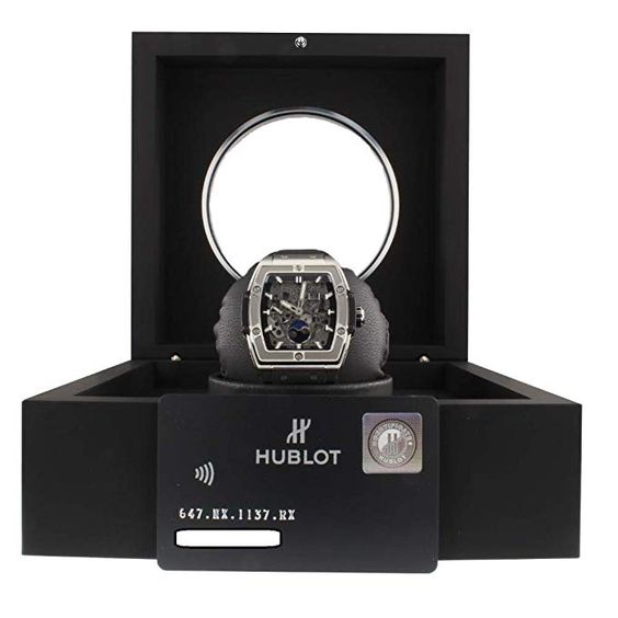 Hublot Watch 647.NX.1137.RX Spirit of Big Bang Titanium – 42mm