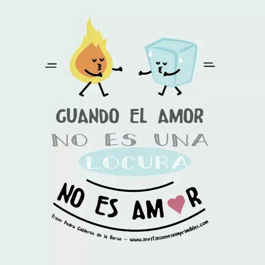 Sin locura no existe amor
