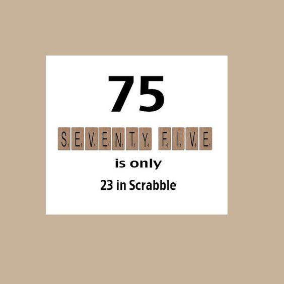 75th Birthday Card 1940 Birthday Card by DaizyBlueDesigns on Etsy