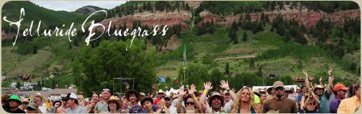 Telluride Bluegrass Festival