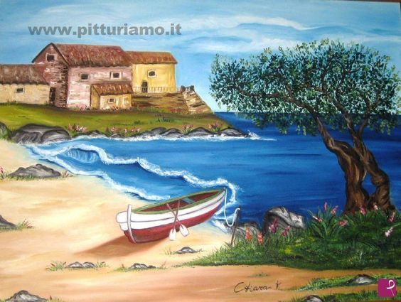 quadro in vacanza - Google Search