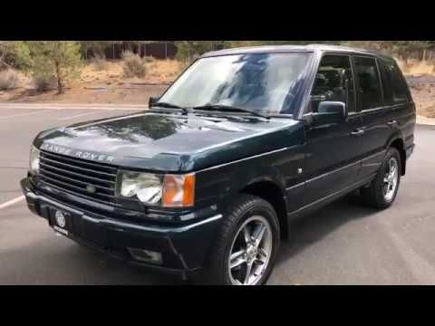 41k Mile 2000 Range Rover Hse Holland And Holland Edition Range Rover Range Rover Hse Range Rover Car