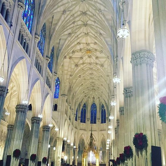 ✨✨✨Merry Christmas to all and to all a good night. #tbt #SaintPatrickCathedral #alliwantforchristmas #prayforpeace