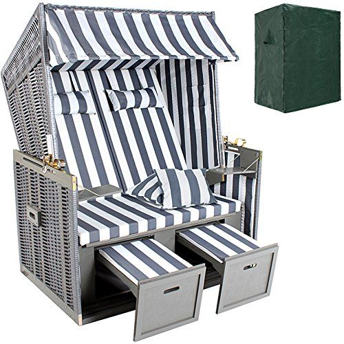Tectake Luxury Roofed Wicker Beach Chair Protective Cov Https Www Amazon Co Uk Dp B00p7y7hmi Ref Cm Sw R Pi Dp U X Vyttabg0h3fck Domiki Plyazh
