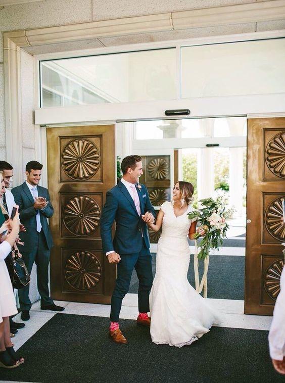 getailleerd maatpak voor een dag-bruiloft
