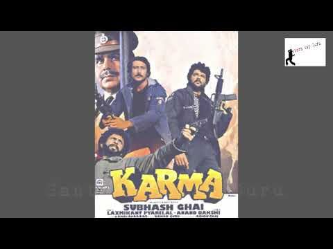 Dil diya he Movie Karma 1986 Old Hindi Movie Video Song Storm boy ...