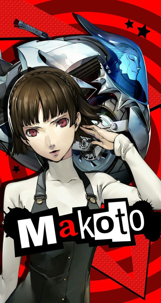 Persona 5 - Makoto Nijima Wallpaper