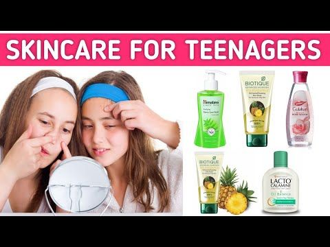 Best Skincare Products For Teenager Youtube Best Skincare Products Skin Care Teenager