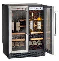 Armoire à vin encastrable AV42XDP   AVINTAGE: armoire à vin prêt à poser