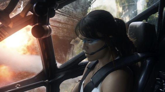 Trudy Chacon - Michelle Rodriguez - Avatar 2009