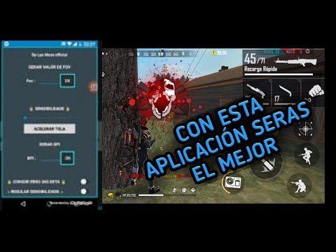 Aplicacion Para Dar Tiros A La Cabeza En Cualquier Dipositivo Free Fire 2020 Youtube Juegos De Disparos Juegos Para Celular Juegos De Free