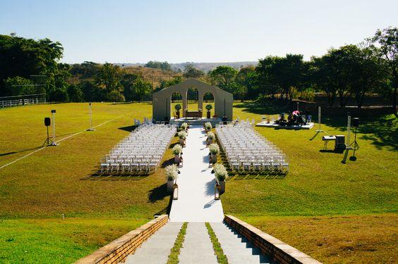 Cerimonial « Haras do Morro