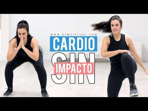 ejercicios de cardio sin saltos para bajar de peso