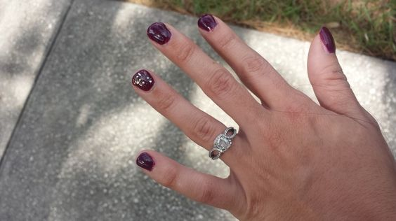Love her ring!!!