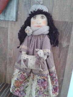 Maristela Maria: Boneca Nati