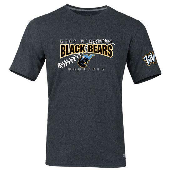 West Virginia Black Bears  Baseball T Shirt