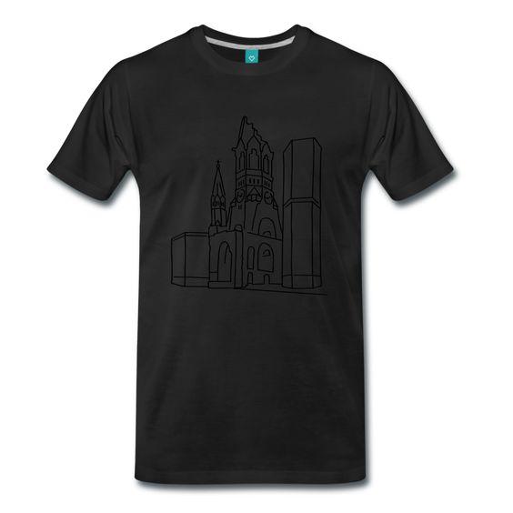 Die Kaiser-Wilhelm-Gedächtniskirche befindet sich am Kurfürstendamm. Die Ruine der zerstörten Kirche ist ein Wahrzeichen von West-Berlin und wird im Volksmund auch Hohler Zahn genannt.