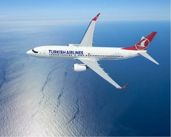 Turkish Airlines flights into Muscat, Oman (MCT)