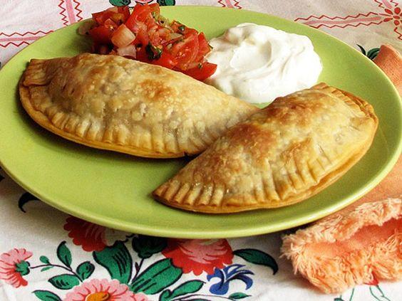 super-easy Beef Empanadas | Meals | Pinterest | Around the ...