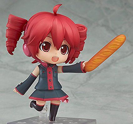 Amazon.com: Good Smile Kasane Teto Nendoroid Action Figure: Toys & Games