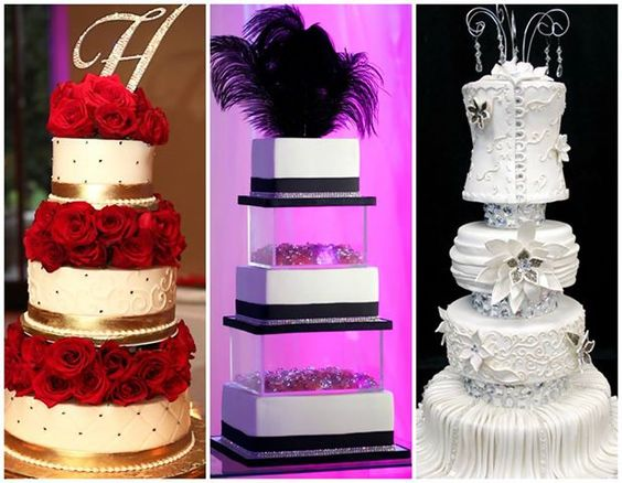 Party Flavors Custom Cakes 407-578-2082