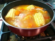 Mexican Chicken Soup | Caldo de Pollo recipe