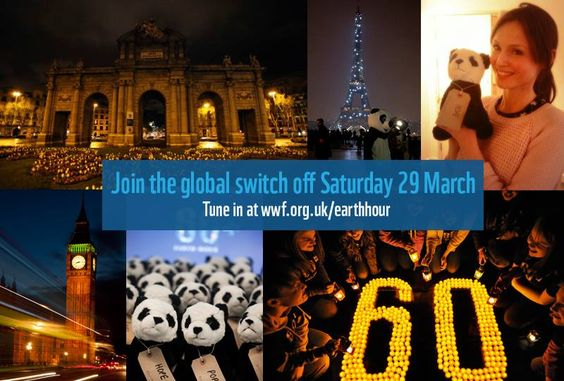 Join the Hour | EARTH HOUR