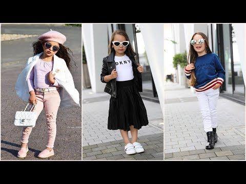 1 ملابس بنات جديدة كاجوال 2019 اطقم خروج شيك للبنات 2019 Youtube Fashion Capri Pants Pants