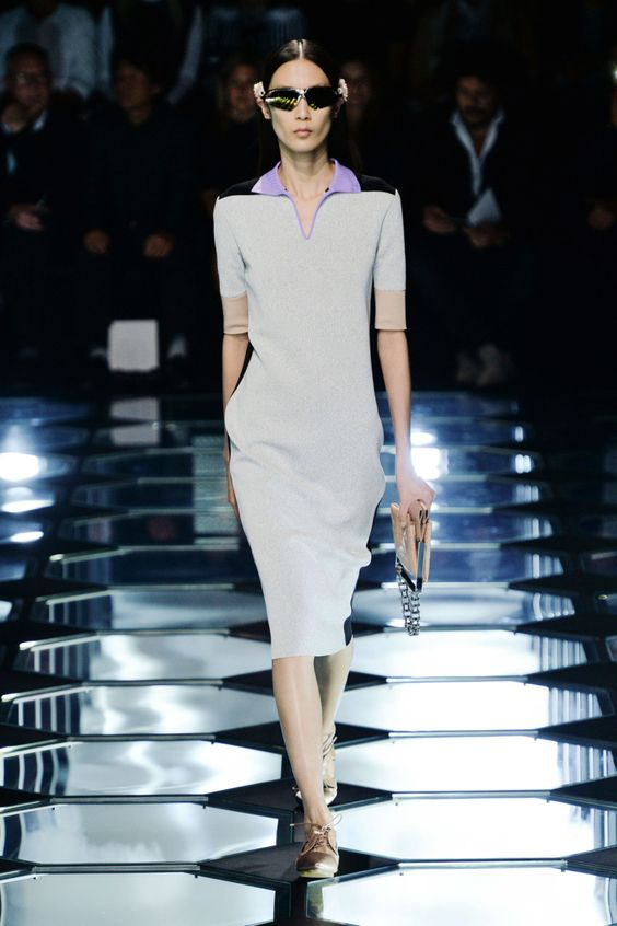 #Balenciaga #2015 #Fashion #Show #ss2015 #pfw #Paris #Fashionweek via @TheCut