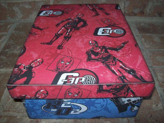 Star Wars Keepsake Box by EspeciallyMade on Etsy