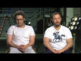 This Is the End: Seth Rogen & Evan Goldberg Interview --  -- http://wtch.it/omTFF