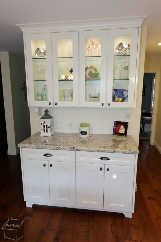Kitchen Remodel with custom cabinets in City of Orange