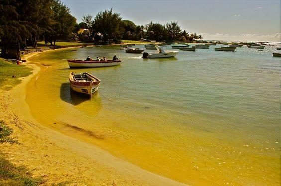 #Mauritius at north