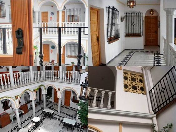 Foto del interior del Hotel Los Omeyas, a tan solo 80 metros de la Mezquita de Córdoba