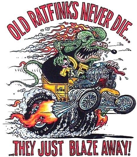Big Daddy Roth   back to big daddy roth top previous rat fink name