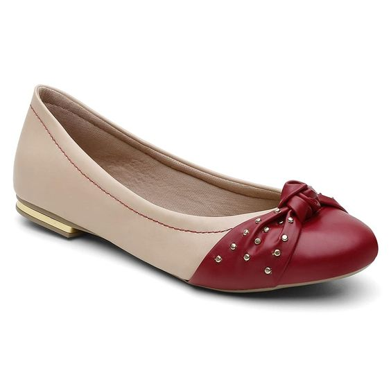 Pretty Flat Comfortable Shoes