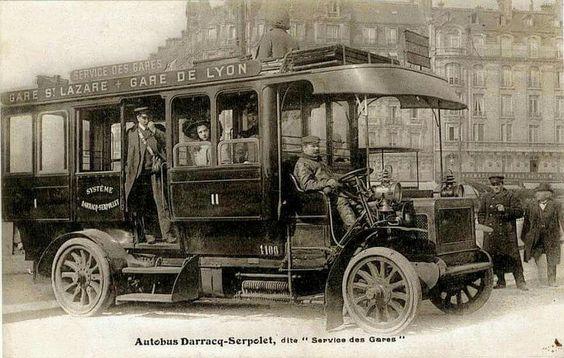 Paris early 1910s