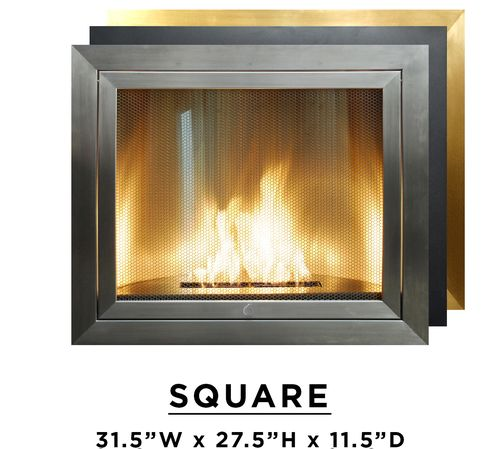 Hearth Cabinet Fireplaces: Hearth Cabinet Ventless Fireplaces 250 W 26th NY NY 10001
