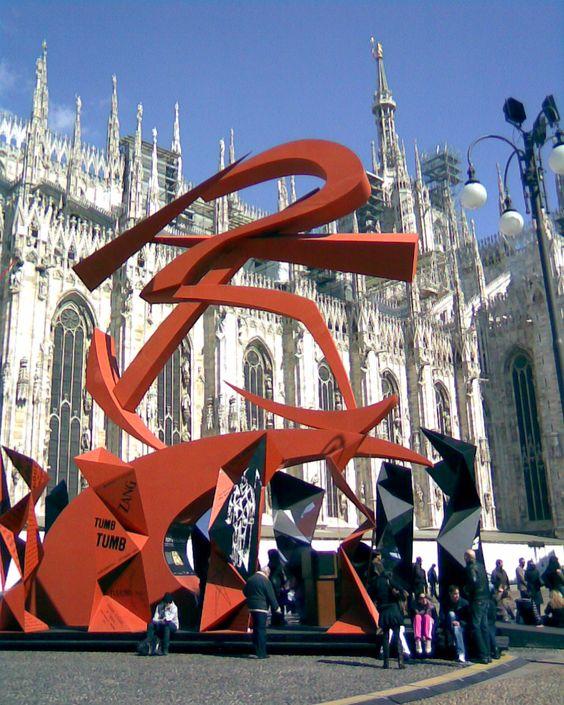 Futurismo a Milano 2009