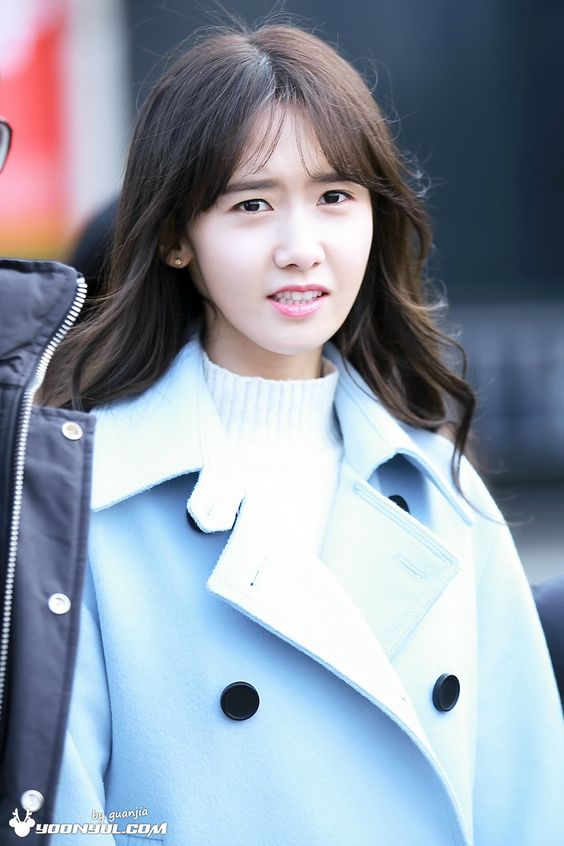 #Yoona#윤아 #ユナ #SNSD#少女時代 #소녀시대 #GirlsGeneration 150107 Arrival in Hangzhou Yoonyulcom