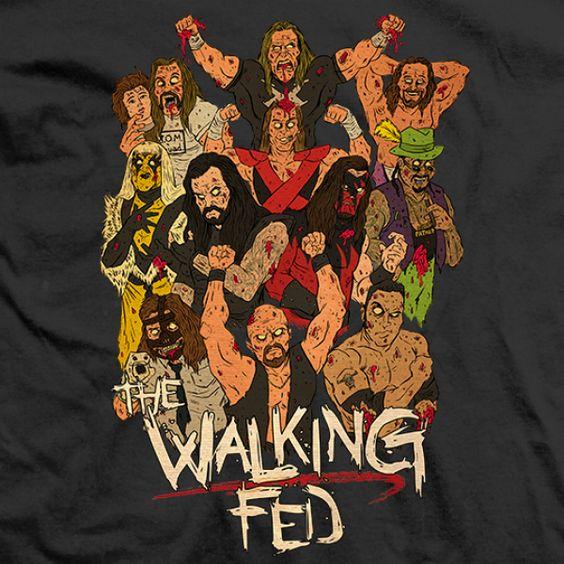 THE WALKING FED II